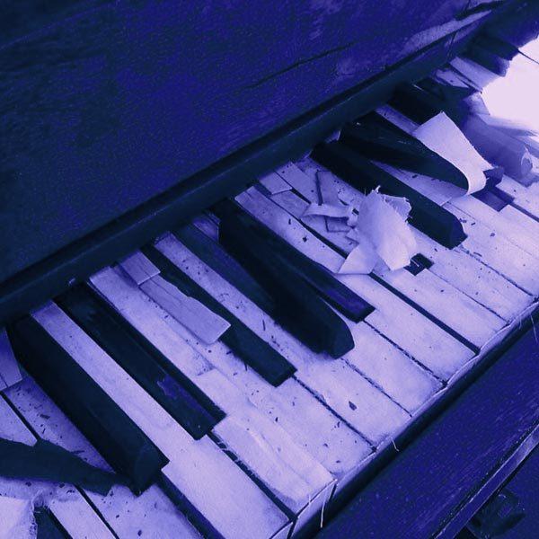 Blues-Piano