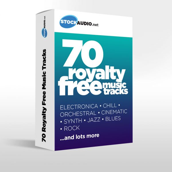 70 Royalty Free Music Tracks