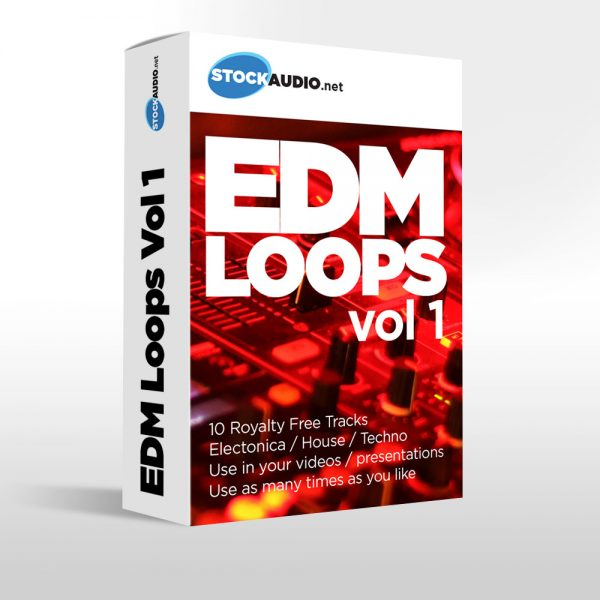 EDM Loops Vol 1