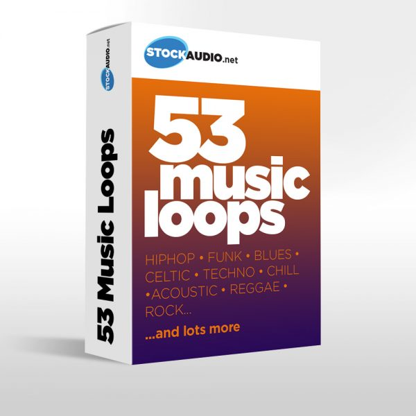 53 Royalty Free Music Loops