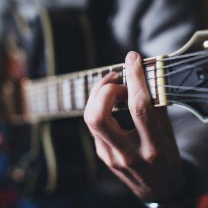 Double Mute Guitar